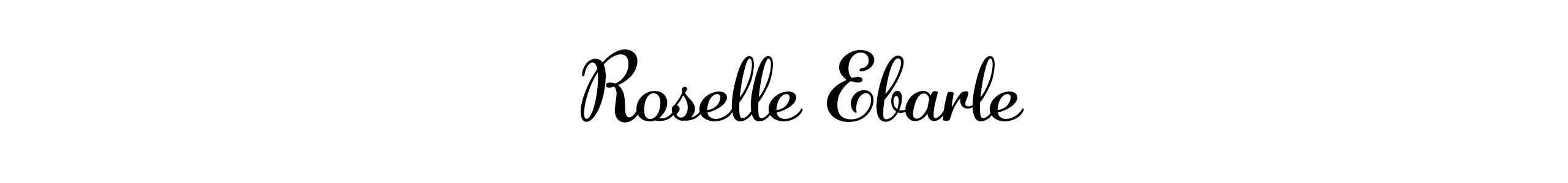 Roselle Ebarle